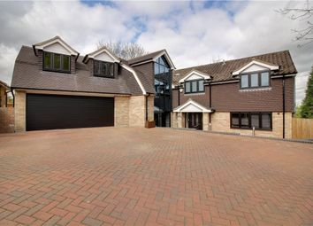 Thumbnail 5 bedroom detached house for sale in Quennells Hill, Wrecclesham, Farnham, Surrey