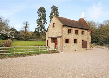 Thumbnail 3 bed detached house to rent in Dairy Oast, Chartwell Farm, Mapleton Road, Westerham