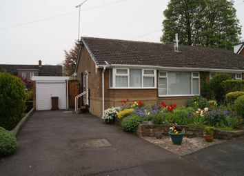 Thumbnail 2 bed semi-detached bungalow to rent in The Spinney, Wakefield