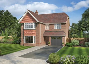 Thumbnail 4 bedroom detached house for sale in Lisvane Road, Cardiff