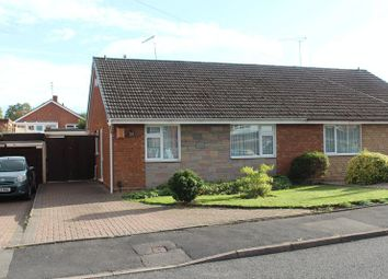 Thumbnail 2 bed semi-detached bungalow for sale in Lingfield Way, Kingswinford