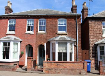 Thumbnail 3 bed semi-detached house to rent in Kings Road, Bury St. Edmunds