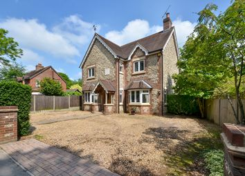 Thumbnail 6 bed detached house for sale in Durrants Road, Rowland's Castle