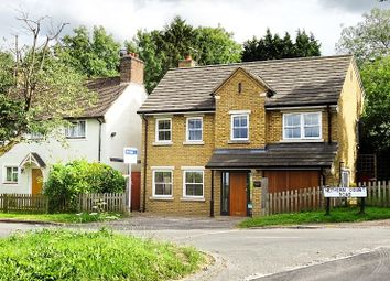 Thumbnail 4 bed detached house to rent in Nethern Court Road, Woldingham, Caterham