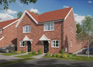 Thumbnail 2 bed semi-detached house for sale in Grove Meadows, Station Road, Wantage
