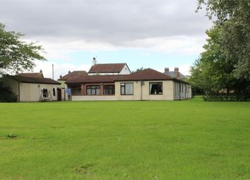 Thumbnail 6 bed detached bungalow for sale in North Moor Lane, Cottingham, East Riding Of Yorkshire