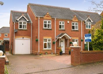 Thumbnail 4 bed property for sale in Waterlow Close, Priorslee, Telford