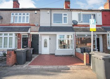 3 bed terraced house for sale in Newtown Road, Bedworth, Warwickshire CV12