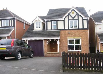 Thumbnail 4 bed link-detached house to rent in Parkhouse Close, Clay Cross, Chesterfield, Derbyshire