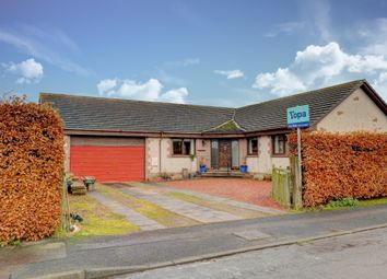 Thumbnail 5 bed detached bungalow for sale in Eaglesfield, Lockerbie