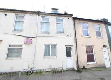 Thumbnail 2 bed triplex for sale in Luton Road, Chatham