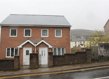 Thumbnail 3 bed semi-detached house for sale in Penygraig Road, Penygraig, Rhondda Cynon Taff.