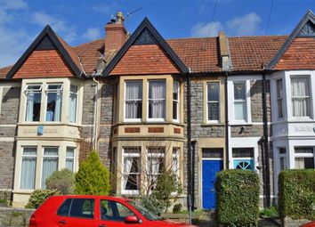 Thumbnail 4 bedroom terraced house for sale in Seymour Avenue, Bishopston, Bristol