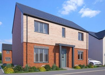 Thumbnail 4 bedroom detached house for sale in The Walden, Greenspire, Clyst St Mary, Exeter, Devon