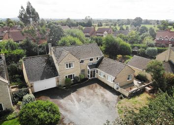 Thumbnail 6 bed detached house for sale in Church Farm Lane, South Marston, Swindon