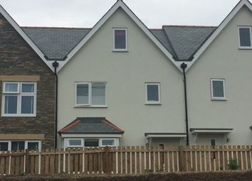 Thumbnail 4 bedroom terraced house to rent in New Park Road, Wadebridge