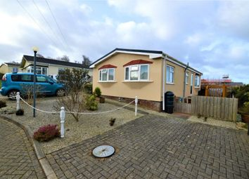 Thumbnail 2 bed mobile/park home for sale in Spaven Mor, Camborne, Cornwall