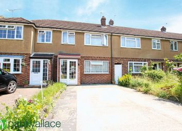 Thumbnail 3 bed terraced house for sale in Cranborne Road, Cheshunt, Waltham Cross