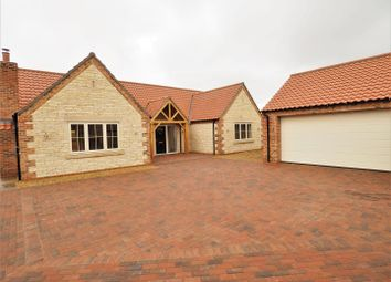 Thumbnail 3 bed detached bungalow for sale in Plot 2, The Old Orchard, Kirtons Lane, Long Bennington, Newark