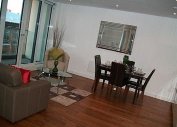 Thumbnail 2 bed flat to rent in Milliners Wharf, Manchester City Centre, Manchester