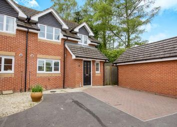 Thumbnail 3 bed semi-detached house for sale in Rosslyn Close, North Baddesley, Southampton