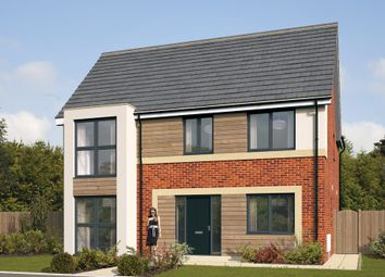 "Thumbnail 4 bed detached house for sale in ""The Pendlebury"" at Park Wynd, Middlesbrough"