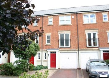 Thumbnail 3 bed town house for sale in St. Nicholas Place, Milford Street, Derby