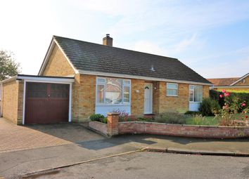 Thumbnail 2 bed detached bungalow for sale in Lincoln Close, Swanton Morely