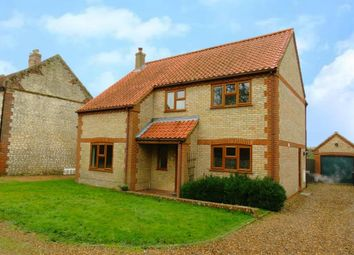 Thumbnail 4 bed detached house to rent in Cloughs Farm, Hythe Road, Methwold