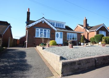 Thumbnail 3 bedroom detached bungalow for sale in Mill Hayes Road, Knypersley, Stoke-On-Trent