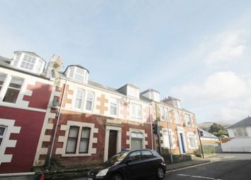 Thumbnail 1 bed flat for sale in 107, Nelson Street, Flat 2-2, Largs, North Ayrshire KA309Jf