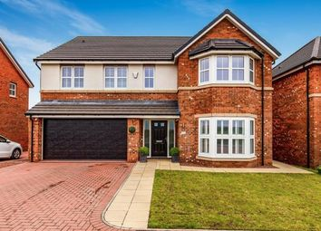 Thumbnail 5 bed detached house for sale in Yew Close, Yarm, Stockton On Tees