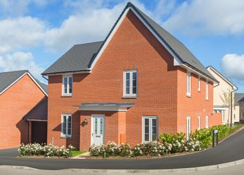 "Thumbnail 4 bed detached house for sale in ""Lincoln"" at Windsor Avenue, Newton Abbot"
