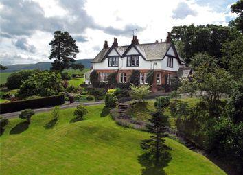 Thumbnail 6 bed detached house for sale in Glentirran, Station Brae, Kippen, Stirling