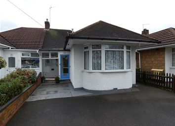 Thumbnail 2 bed bungalow for sale in Marcot Road, Solihull, West Midlands