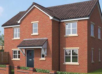 """Thumbnail 4 bed property for sale in """"The Berkley"""" at Moor Knoll Lane, East Ardsley, Wakefield"""