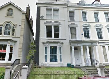 Thumbnail 4 bed property to rent in St James Crescent, Uplands, Swansea