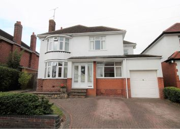 Timberdine Avenue, Battenhall, Worcester WR5. 4 bed detached house for sale