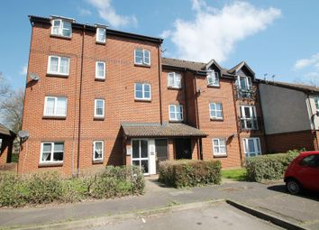 Thumbnail 2 bed flat to rent in Knowles Close, West Drayton