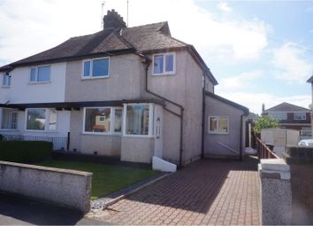 Thumbnail 3 bed semi-detached house for sale in Rhuddlan Avenue, Llandudno