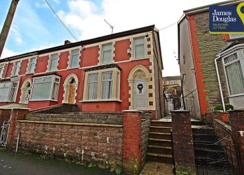 Thumbnail 3 bed terraced house for sale in St. Johns Street Glynfach, Porth, Rhondda Cynon Taff