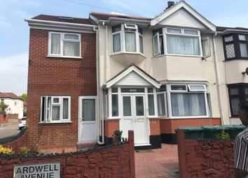 Thumbnail 9 bed semi-detached house to rent in Ardwell Avenue, Ilford, Essex