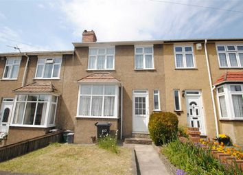 Thumbnail 3 bed terraced house for sale in Dovercourt Road, Horfield, Bristol