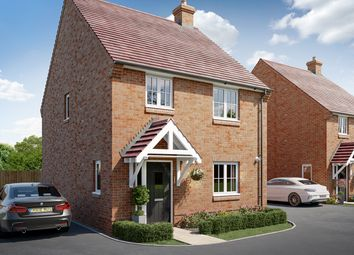 "3 bed semi-detached house for sale in ""The Fincham"" at Boorley Green, Winchester Road, Botley, Southampton, Botley SO32"