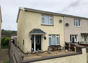 Thumbnail 2 bed semi-detached house for sale in Maescader, Pencader