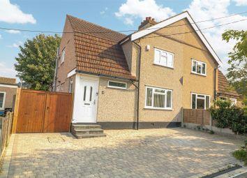Cranbrook Avenue, Hadleigh, Benfleet SS7. 3 bed semi-detached house