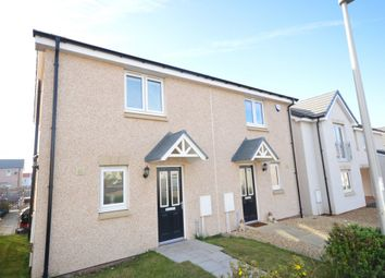 Thumbnail 2 bed semi-detached house for sale in 34 Arran Marches, Musselburgh