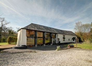 Thumbnail 5 bed detached house for sale in Crockernwell, Exeter