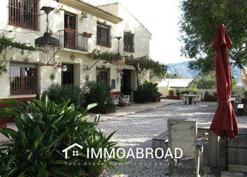 Thumbnail 6 bed villa for sale in 03109 Tibi, Alicante, Spain