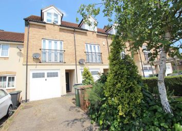 Thumbnail 3 bed town house to rent in St Katherine's Mews, Hampton Hargate